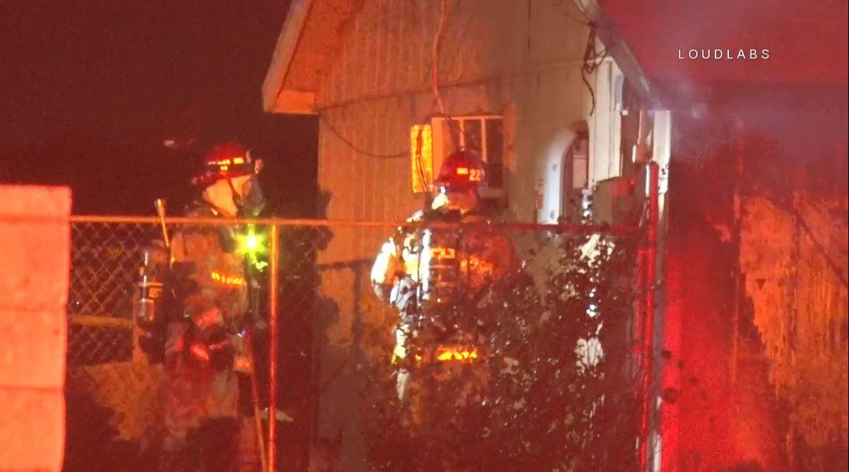 HESPERIA: House Fire | Loudlabs