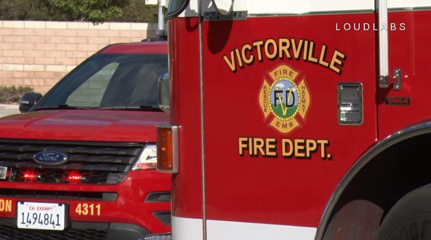 VICTORVILLE: Child & Teen Burn Victim Transport | Loudlabs