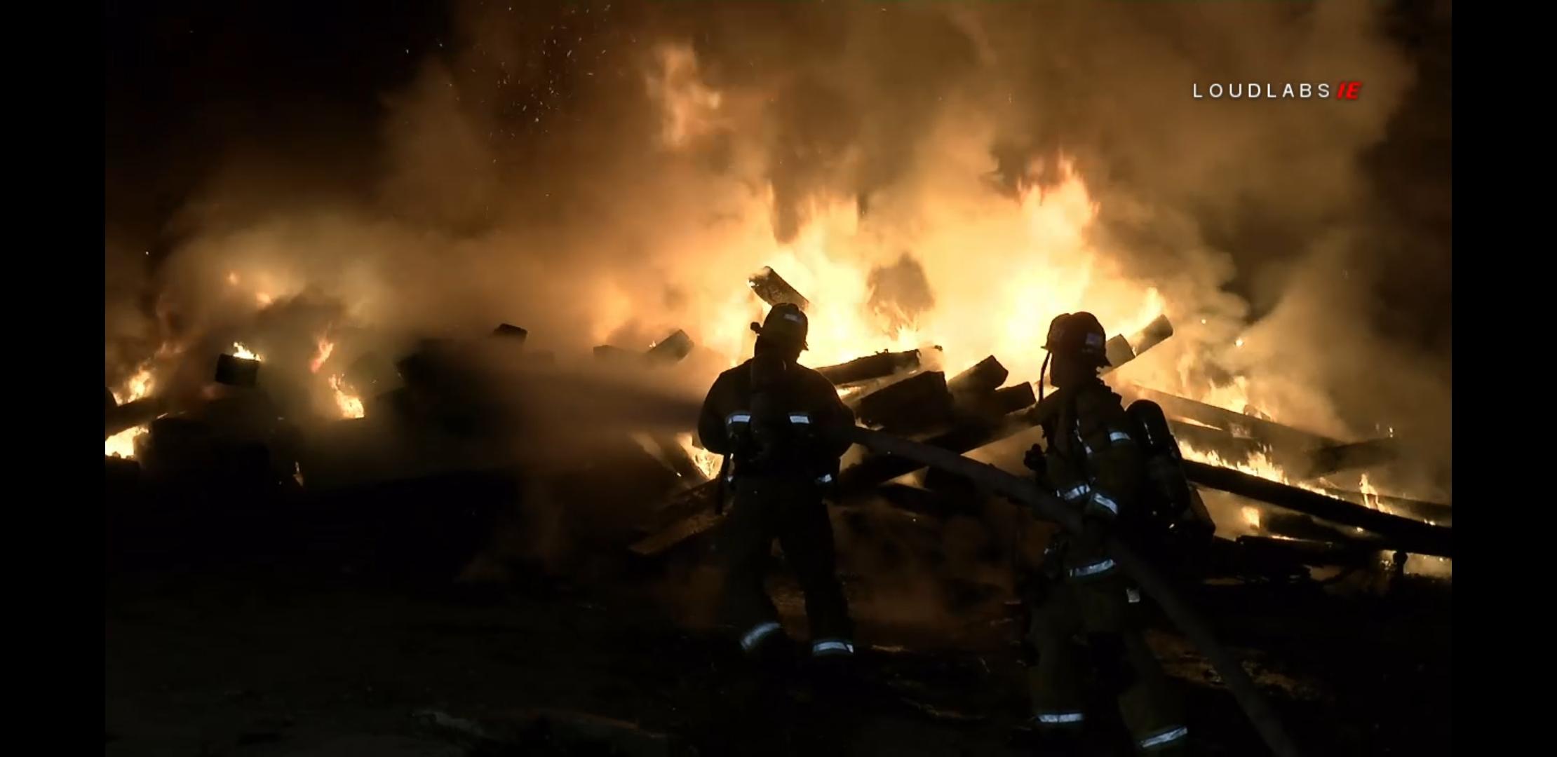 Victorville Storage Fire Dandk Organizer
